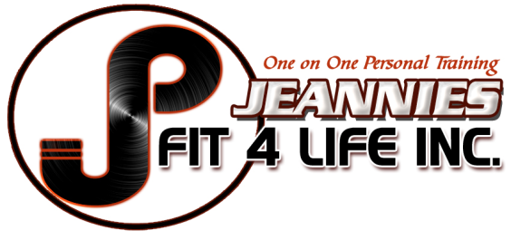 jeannie fit 4 life - logo